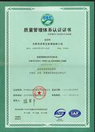 国际质量管理体系认证企业
