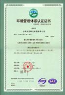 国际环境管理体系认证企业