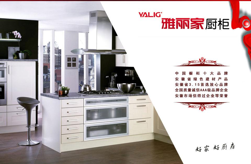 雅丽家橱柜招商官方专题网站-好家好厨房,加盟雅丽家橱柜!