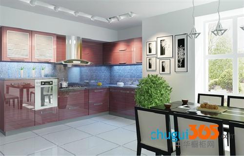 美佳厨柜解密优质门板 高清图片