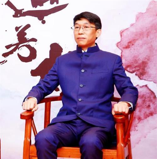 蒋安祥——中华优秀传统文化继承者和传播者