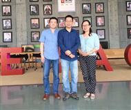 """""""金勾奖""""第二届中国整体厨房工业设计大赛高校.."""
